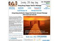 Hong Kong Happy Tantric Massages