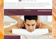 Massagestudio in Berlin - Massagen, Haarentfernung, Wellness
